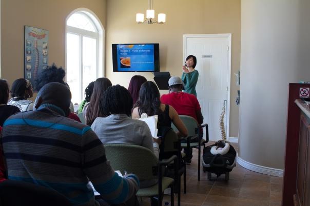 Conférencière : Lisa Cheng, Nutritionniste